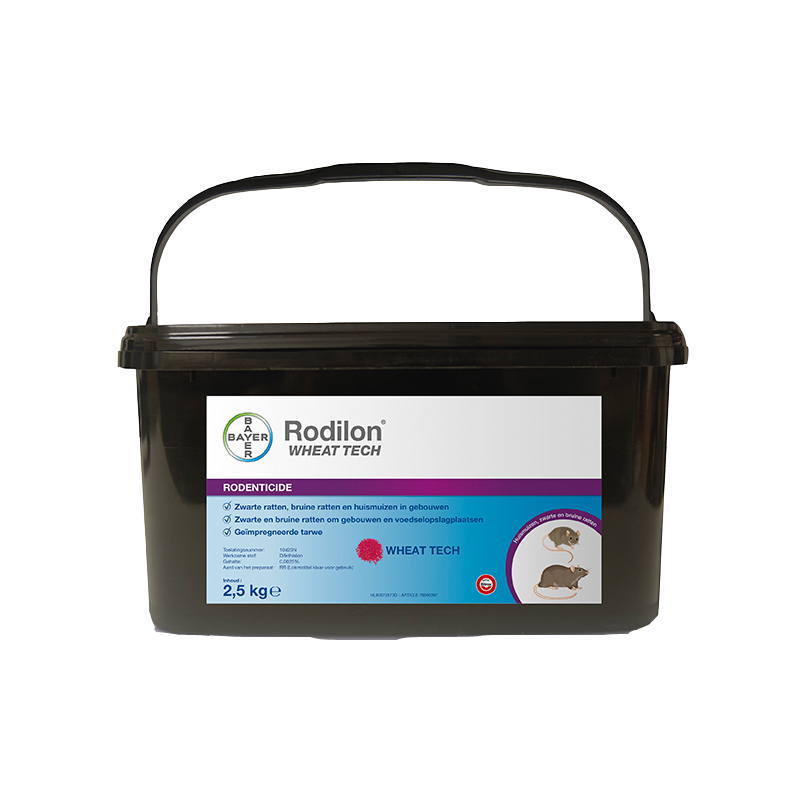 Rodilon Wheat Tech 2,5 Kg